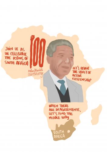 6. Tribue to Mandela